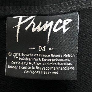 Prince Tops - PRINCE Purple Rain Sweatshirt